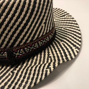 ELEMENT Straw Fedora